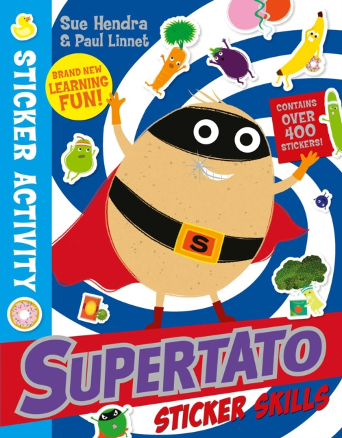 Supertato Sticker Skills