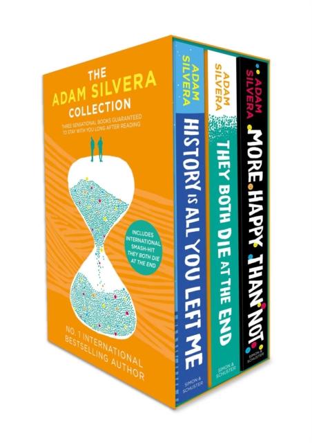 Adam Silvera Collection