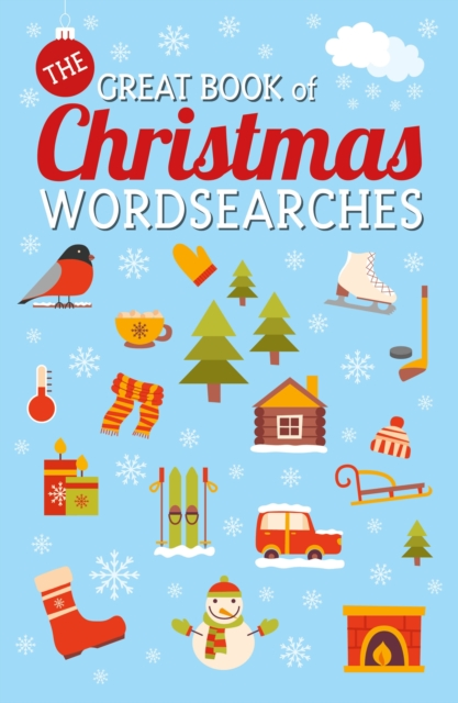 Great Book of Christmas Wordsearches