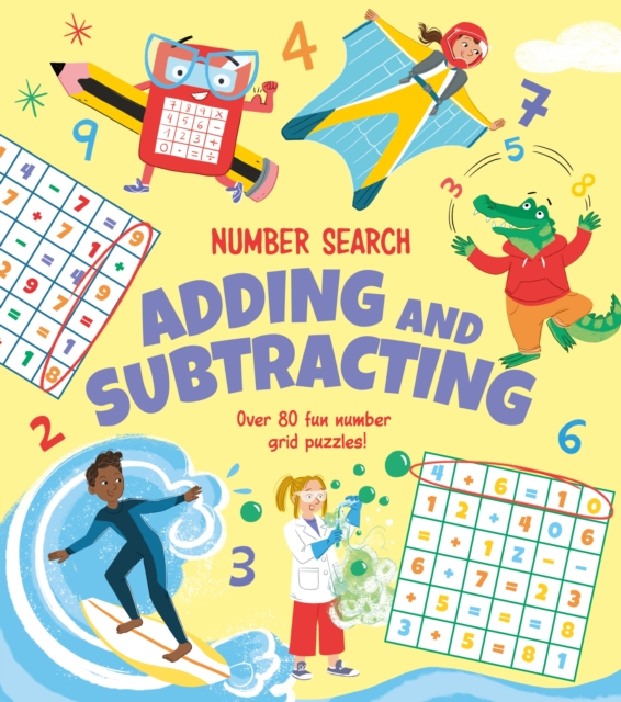 Number Search: Adding and Subtracting