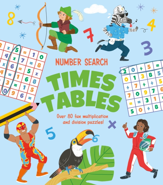 Number Search: Times Tables