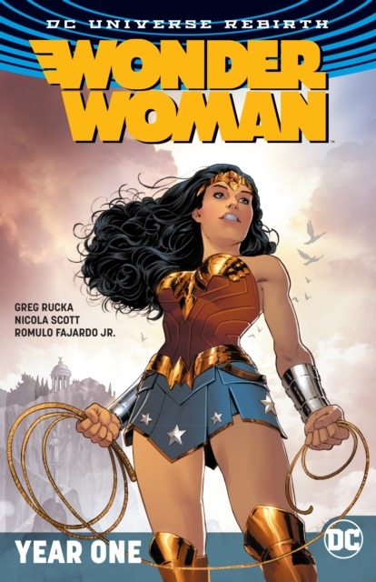 Wonder Woman Vol. 2 Year One (Rebirth)