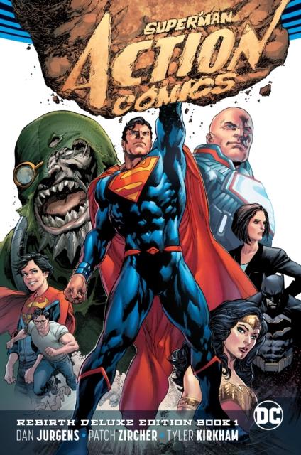 Superman Action Comics Vol. 1 & 2