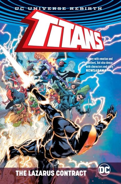 Titans The Lazarus Contract