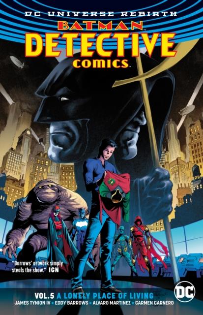 Batman: Detective Comics Vol. 5
