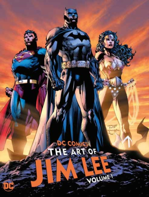 DC Comics: The Art of Jim Lee Volume 1