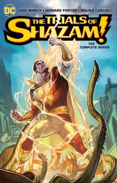 Trials of Shazam