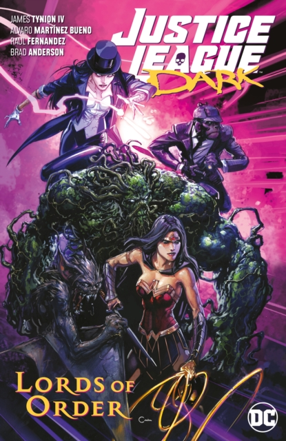 Justice League Dark Volume 2: Lords of Order