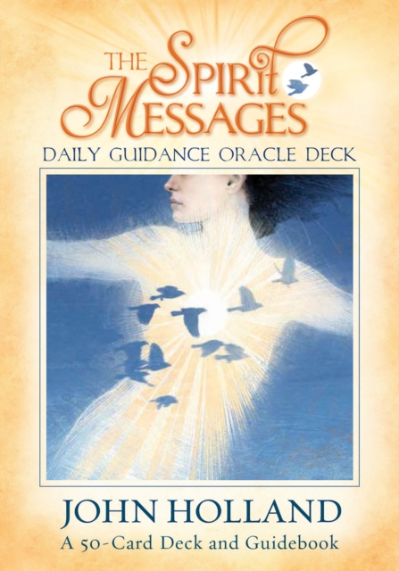 Spirit Messages Daily Guidance Oracle Deck