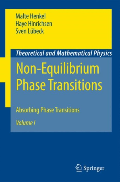Non-Equilibrium Phase Transitions