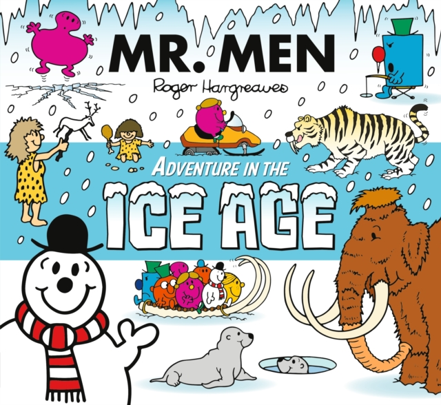 Mr. Men Adventure In The Ice Age