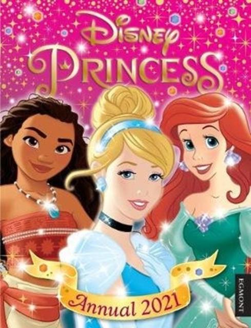 Disney Princess Annual 2021