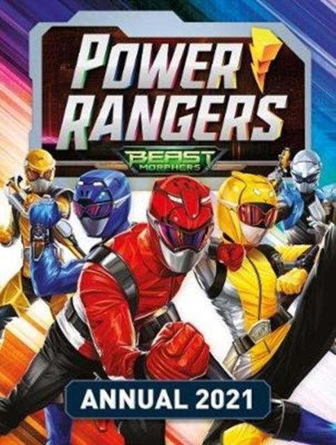 Power Rangers Beast Morphers Annual 2021