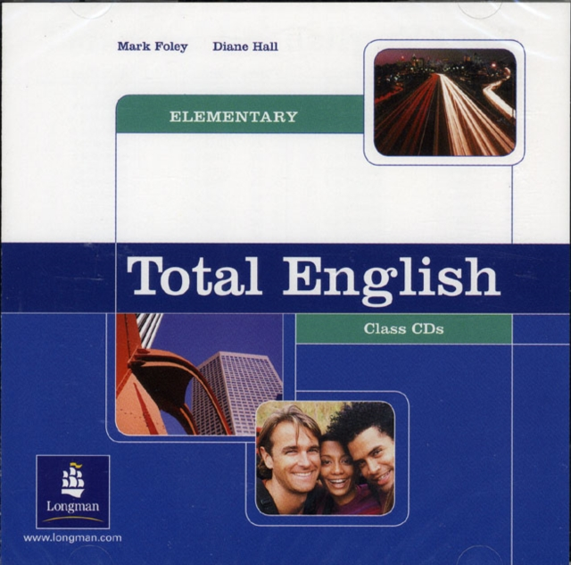 Total English Elementary Class CDs
