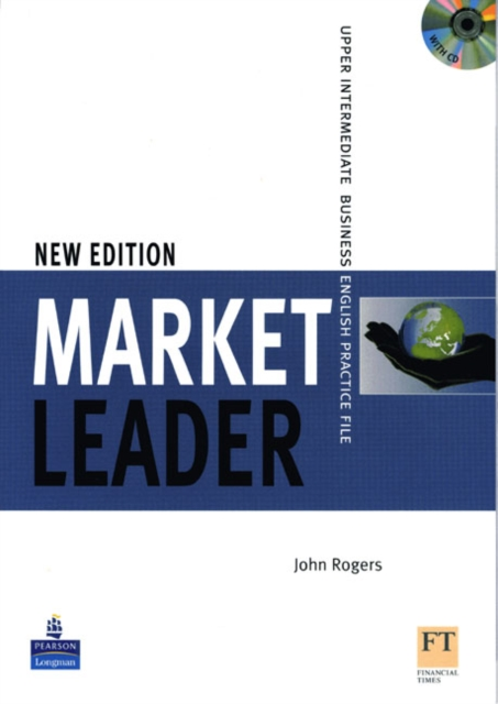 Market Leader Upper Intermediate Practice File with Audio CD Pack New Edition