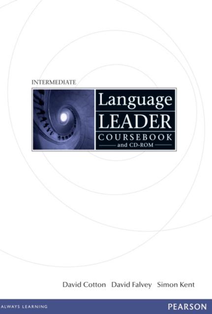 Language Leader Intermediate Coursebook and CD-Rom Pack
