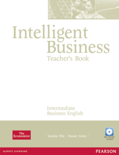 Intelligent Business Intermediate Teachers Book and Test Master CD-Rom Pack