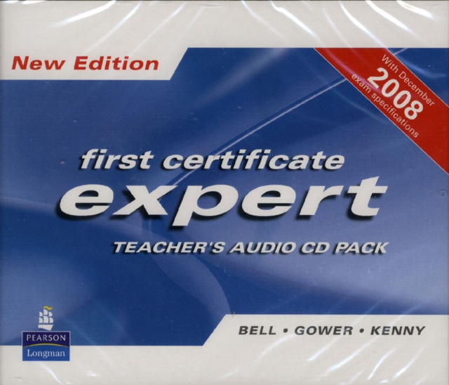 FCE Expert New Edition CD 1-4