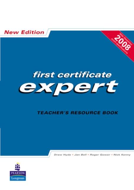 FCE Expert New Edition Teachers Resource book