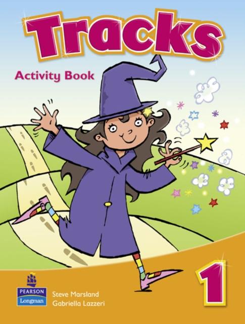 Tracks (Global) 1 Activity Book