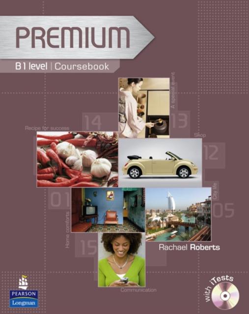 Premium B1 Level Coursebook/Exam Reviser/Test CD-Rom Pack