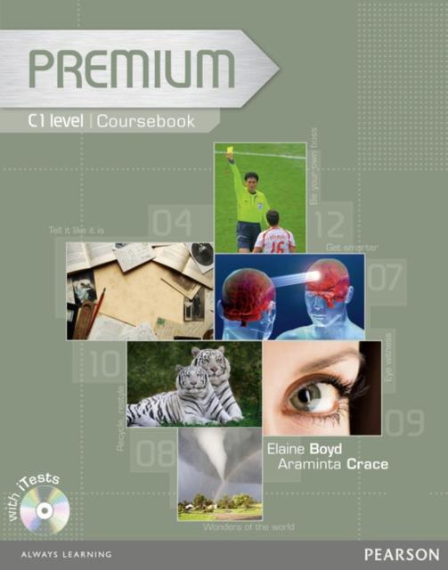 Premium C1 Level Coursebook/Exam Reviser/Test CD-Rom Pack