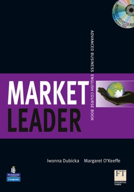 Market Leader Advanced Coursebook/Class CD/Multi-Rom Pack