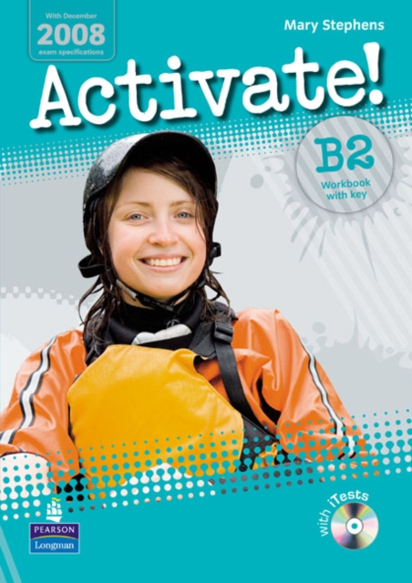 Activate! B2 Workbook with Key/CD-Rom Pack