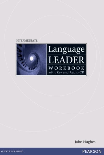 Language Leader Intermediate Workbook with Key and Audio CD Pack