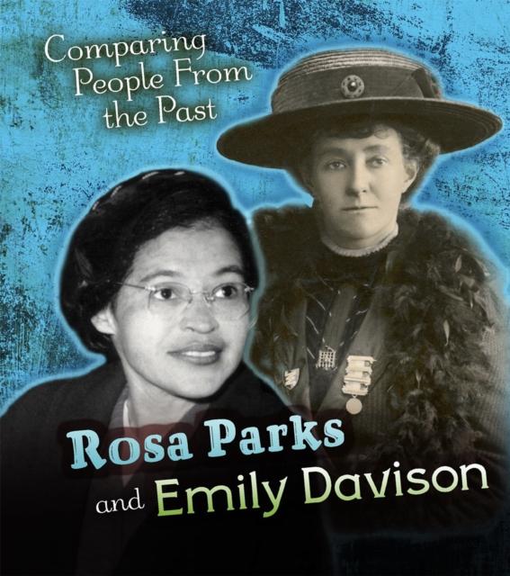 Rosa Parks and Emily Davison