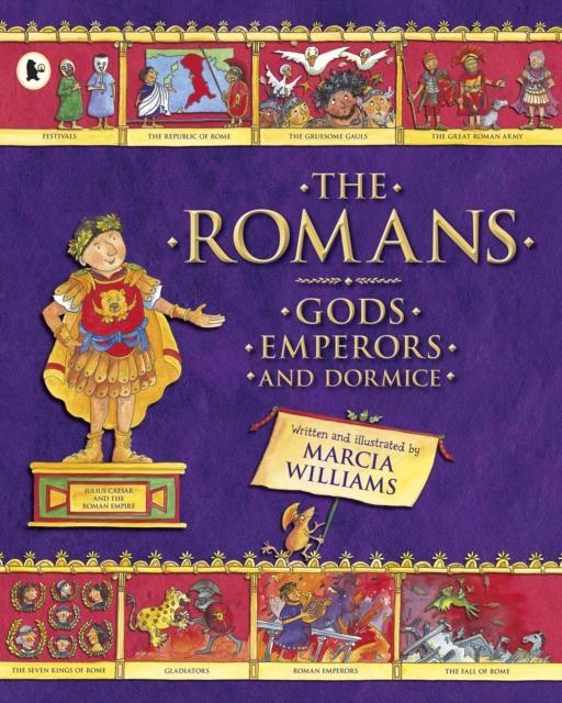 Romans: Gods, Emperors and Dormice