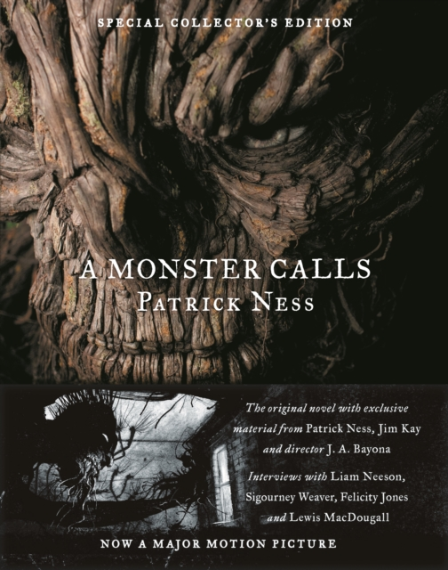 Monster Calls: Special Collector's Edition (Movie Tie-in)