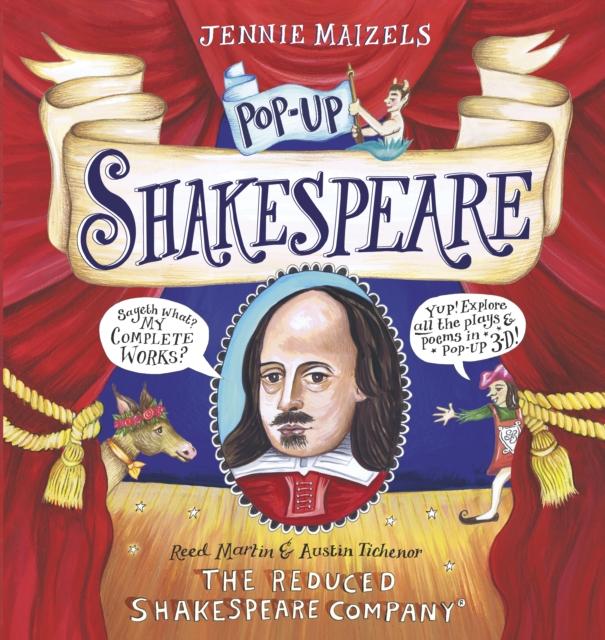 Pop-up Shakespeare