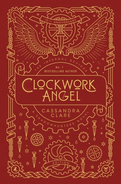Infernal Devices 1: Clockwork Angel