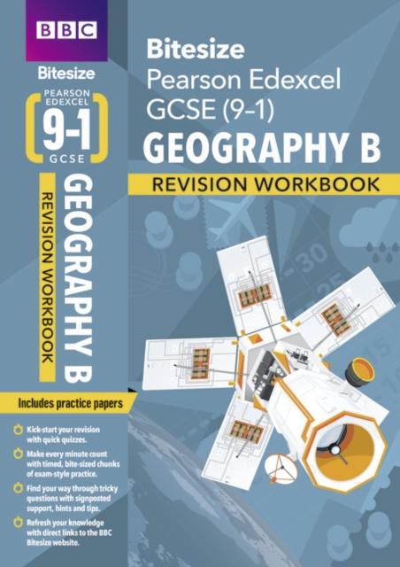 BBC Bitesize Edexcel GCSE (9-1) Geography B Workbook