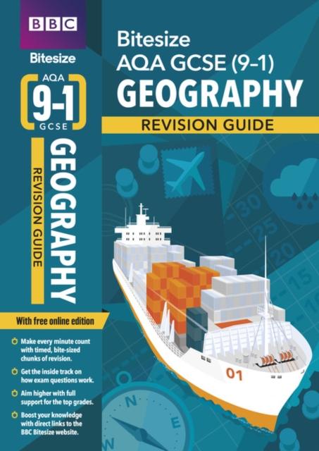 BBC Bitesize AQA GCSE (9-1) Geography Revision Guide