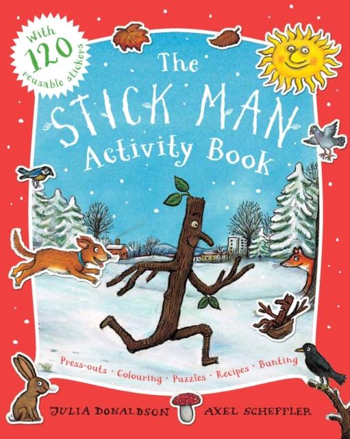 Stick Man Activity Book