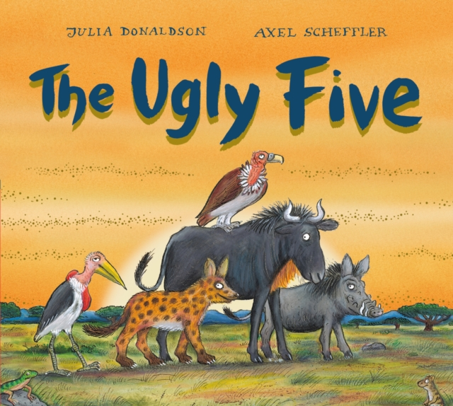 Ugly Five (Gift Edition BB)
