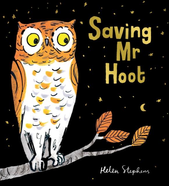 Saving Mr Hoot HB