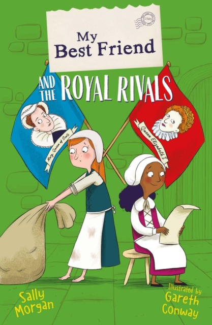 My Best Friend and the Royal Rivals