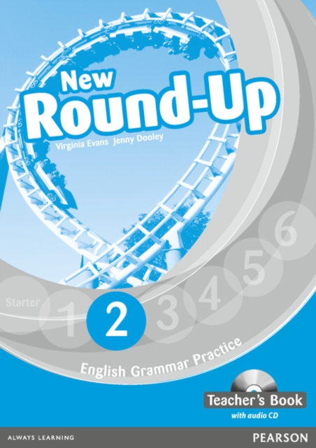 New Round Up Level 2 Teacher's Book / Audio CD Pack