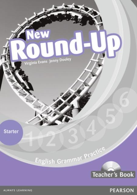 New Round Up Starter Teacher's Book CD-ROM pack