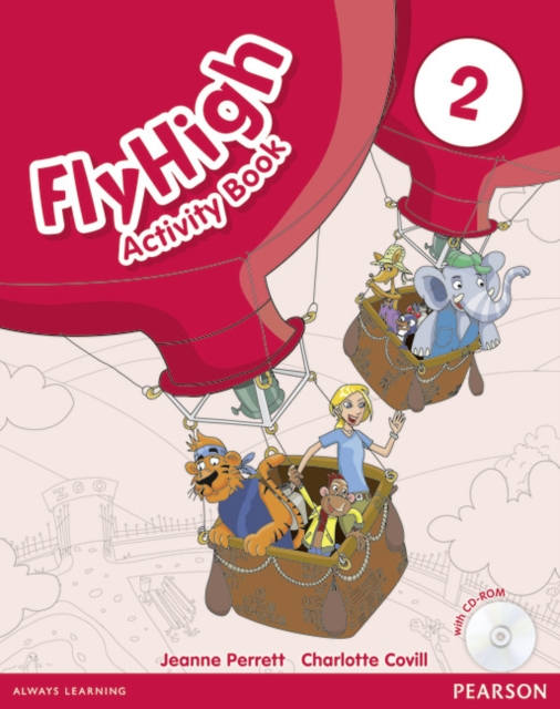 Fly High Level 2 Activity Book