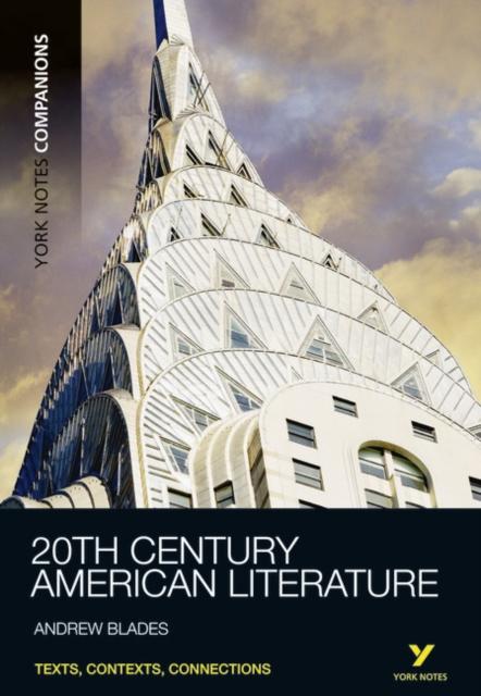 York Notes Companions Twentieth Century American Literature and Beyond
