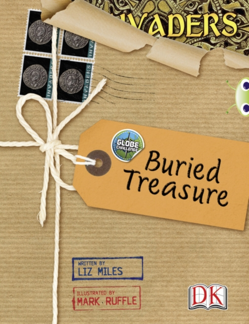 Bug Club Independent Non Fiction Year 4 Grey A Globe Challenge Buried Treasure