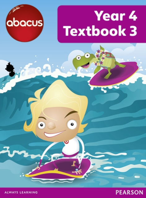Abacus Year 4 Textbook 3