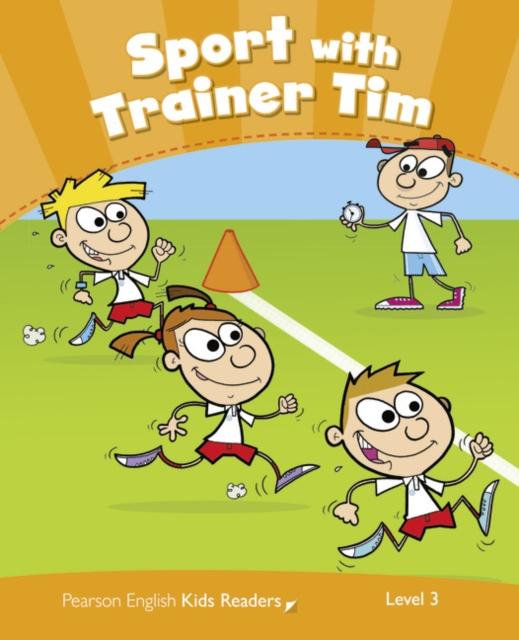 Penguin Kids 3: Sport with Trainer Tim  CLIL
