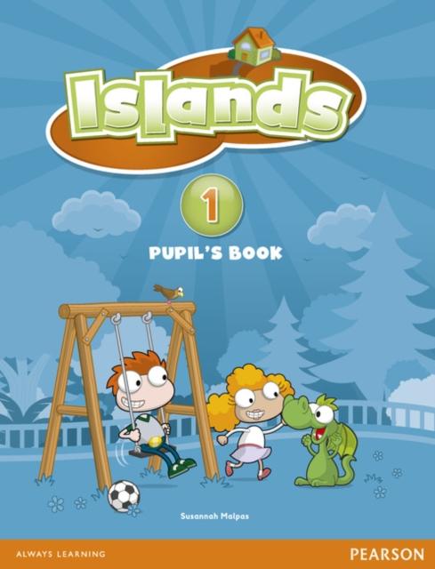 Islands Level 1 Pupil's Book Plus Pin Code