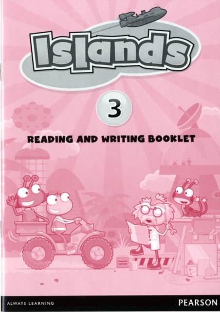 Islands Level 3 Reading and Writing Booklet