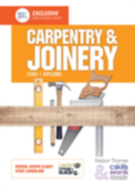 Carpentry & Joinery Level 1 Diploma